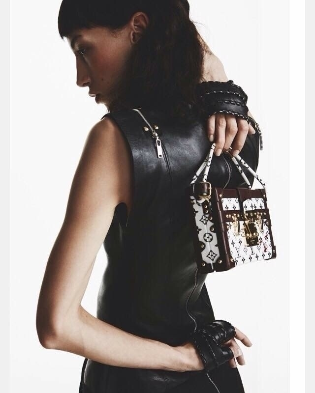 Louise Vuitton throwback ..  - louisevuitton - besatafari | ello