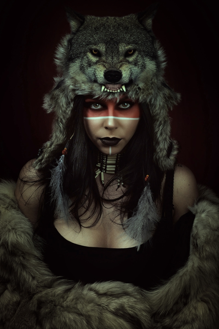 """Mohegan"" — Photographer: Sicil - darkbeautymag   ello"