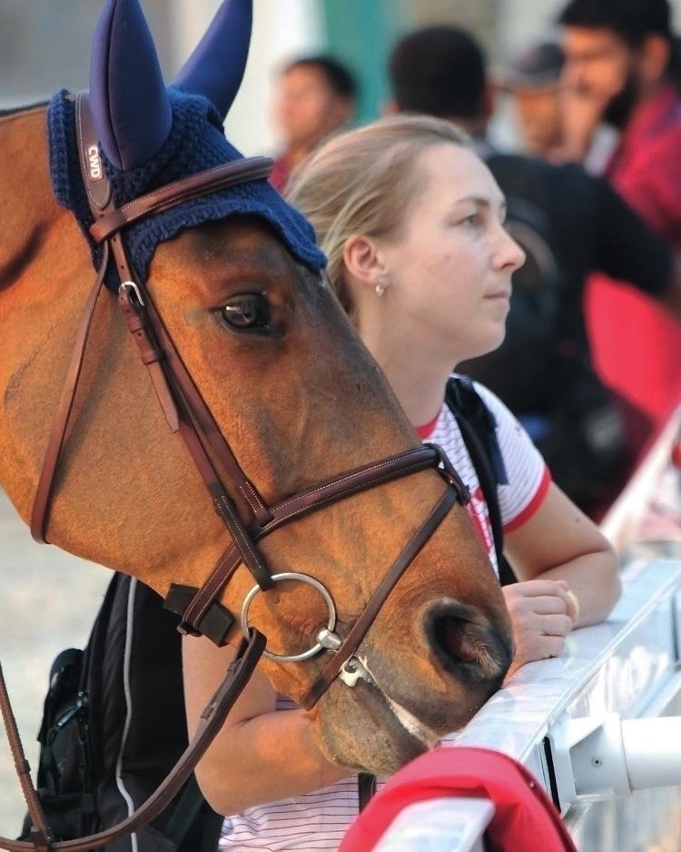 girl Horse - horsefun - gabrieldascalu | ello