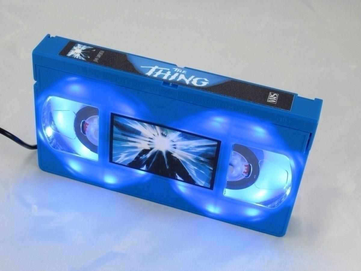 VHS Lamp:bulb: follower request - egvastbinder | ello