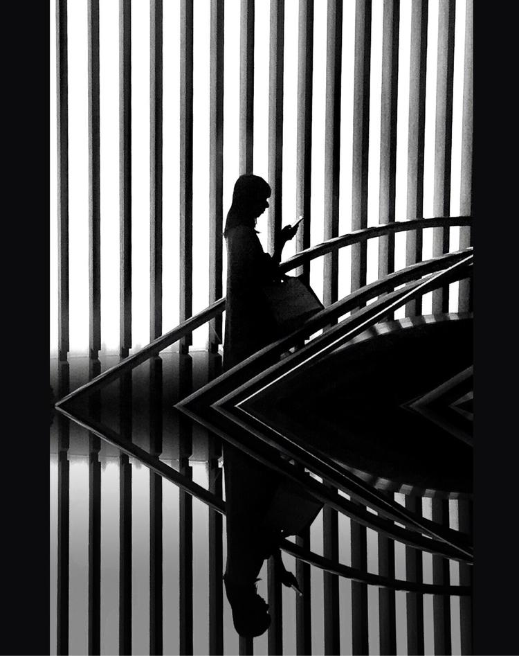 Tokyo - tokyo., japan, silhouette - markfearnley | ello