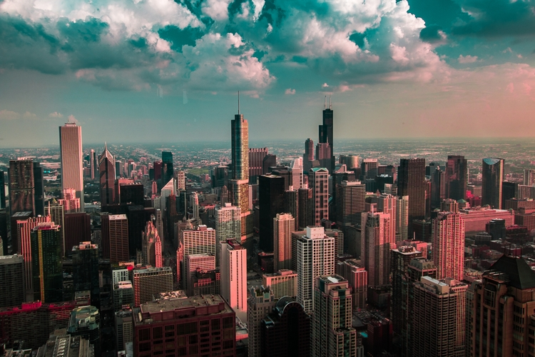 Downtown Chicago - coellnerphotography   ello