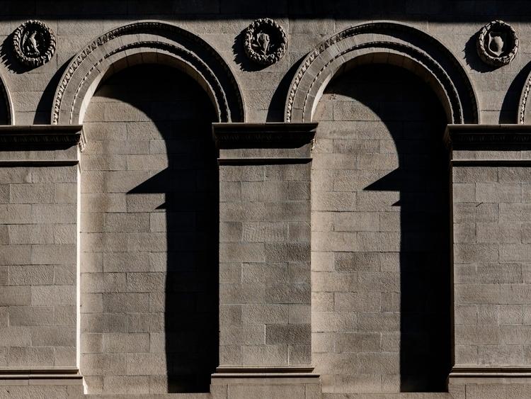 Art Institute Chicago - arches  - junwin | ello