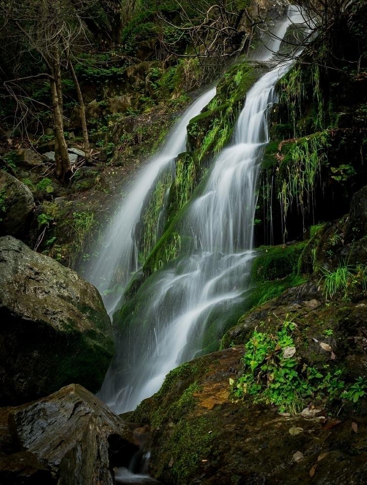 waterfall, longexposure - chittypictures | ello