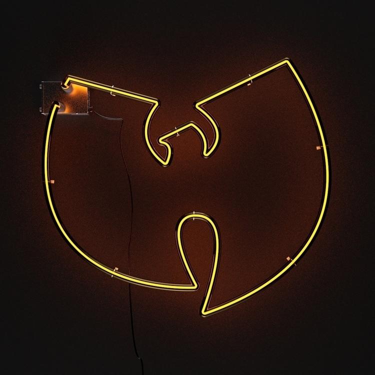 Wu Tang Neon: wondered iconic C - gerrytomkins | ello