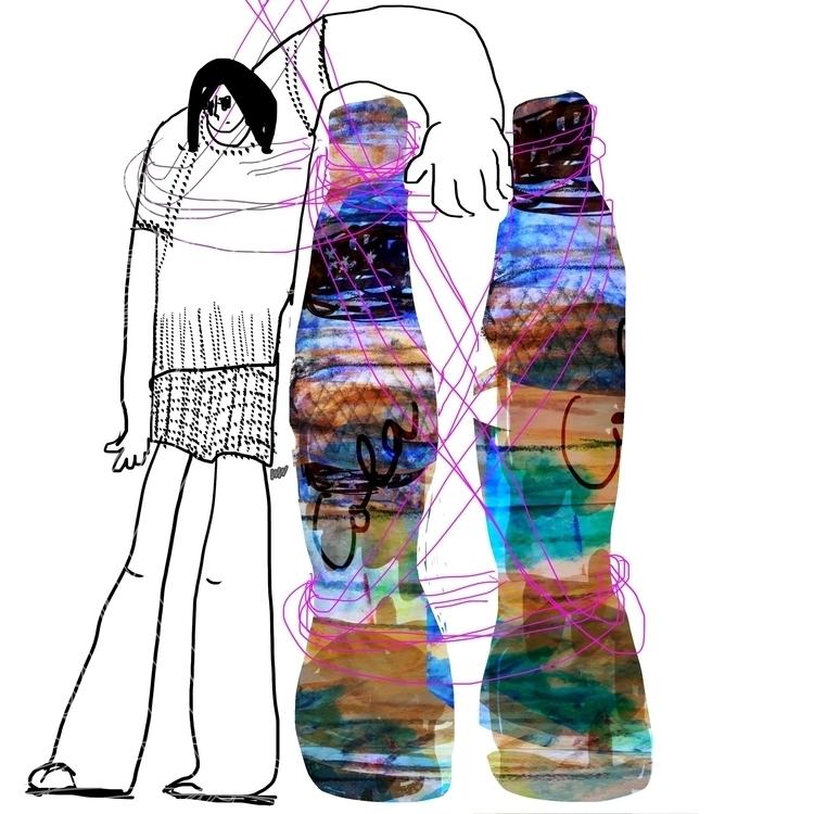 bio Wanni Wang artist/illustrat - wanniwanni   ello