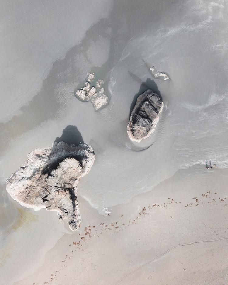 tide - photography, drone, westcoast - dillongogarty | ello