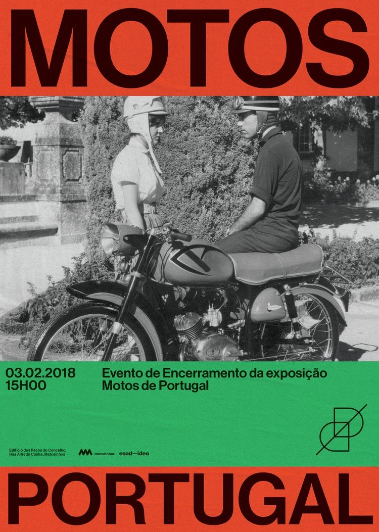 Poster closing event catalogue  - miguelalmeida | ello