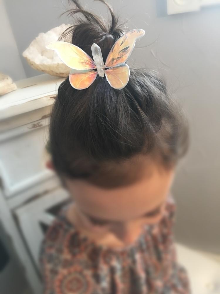 Butterflies hair pins 🦋 beautif - faerieblessings | ello