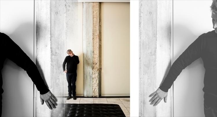 Portrait Paul Nelson | Pen Arch - scottdrickey | ello