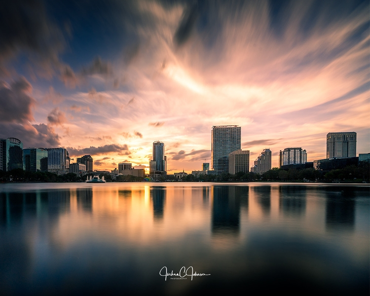Lake Eola | Orlando, FL - orlando - joshuacjohnson | ello