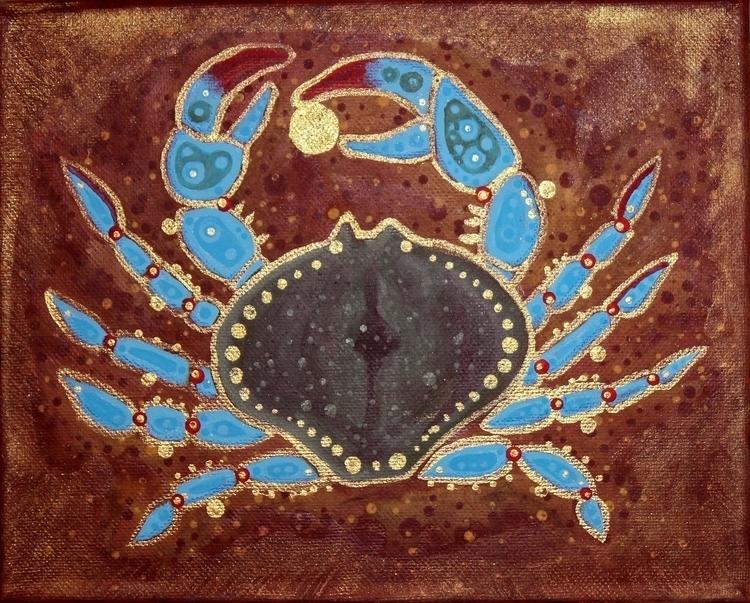 Golden Crab (UPDATE)-- (Jan/201 - micksylvestre | ello
