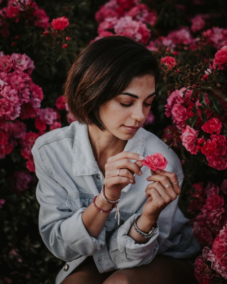 Bloom Submitted Design Seeds - portraits - djuansala | ello