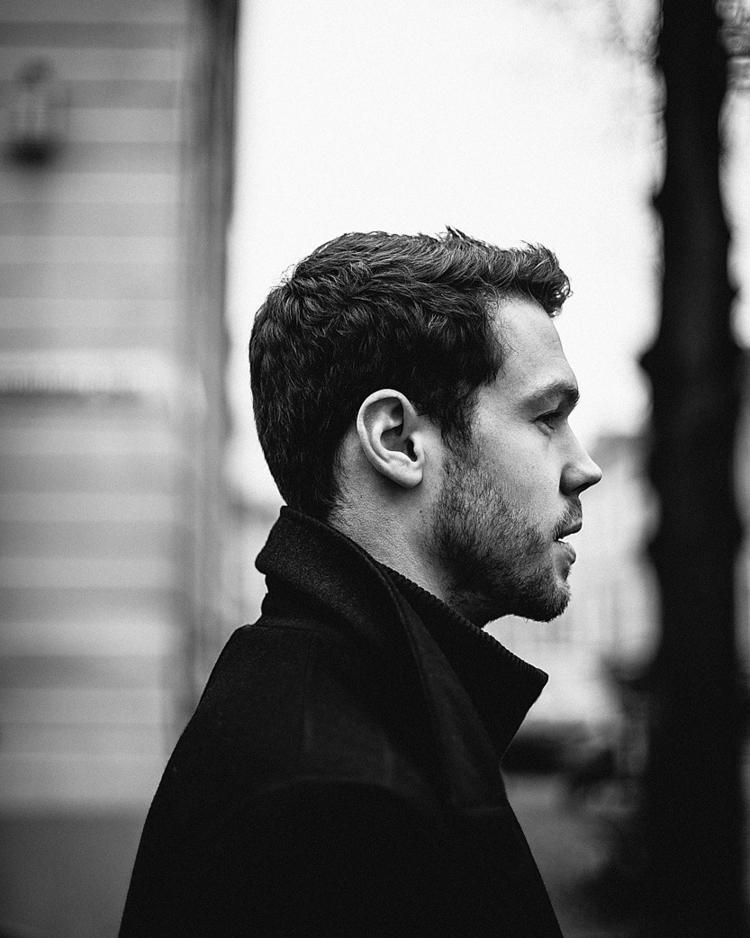 // Nathan Berlin - Deutchland, portrait - matthewrobin | ello