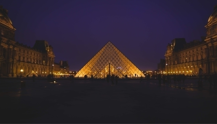 Learn Submitted Design Seeds - Louvre - lifeofsid | ello