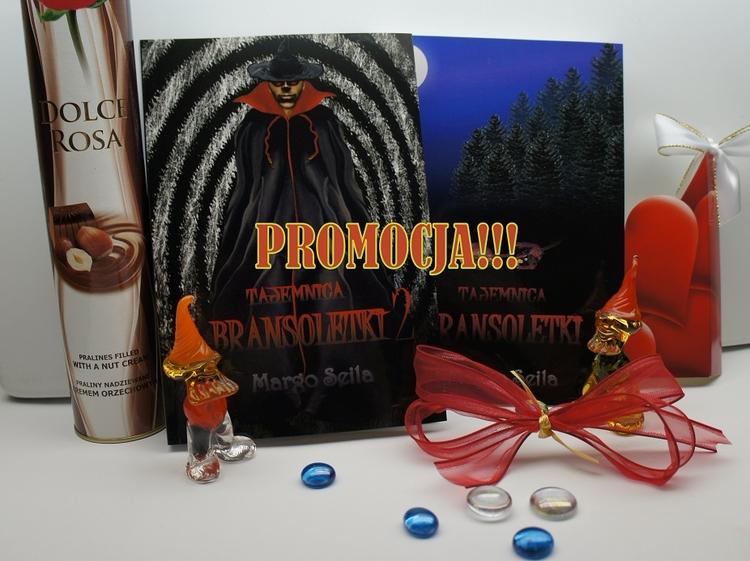 Book promotion.  - margoseila | ello