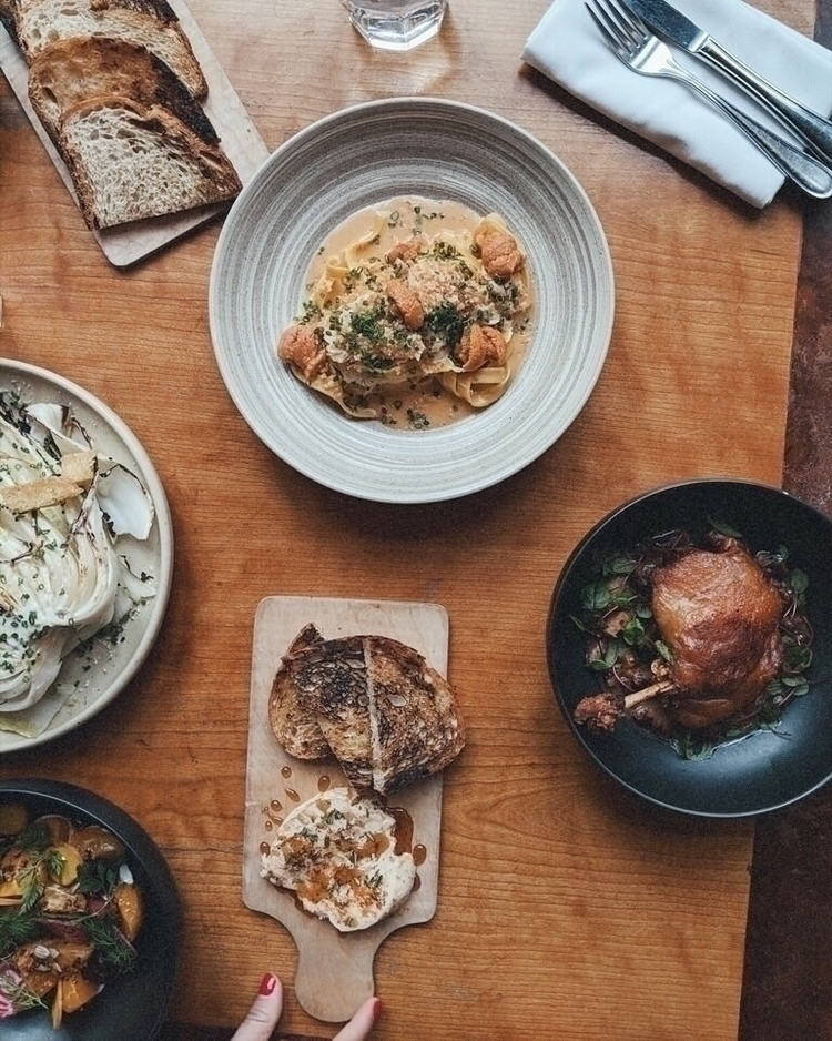 NYC - beautifulcuisines, liveunscripted - olivethenoms | ello