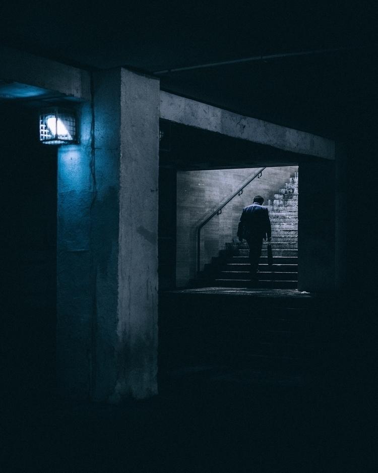 night walks - ello, photography - alxvisual | ello