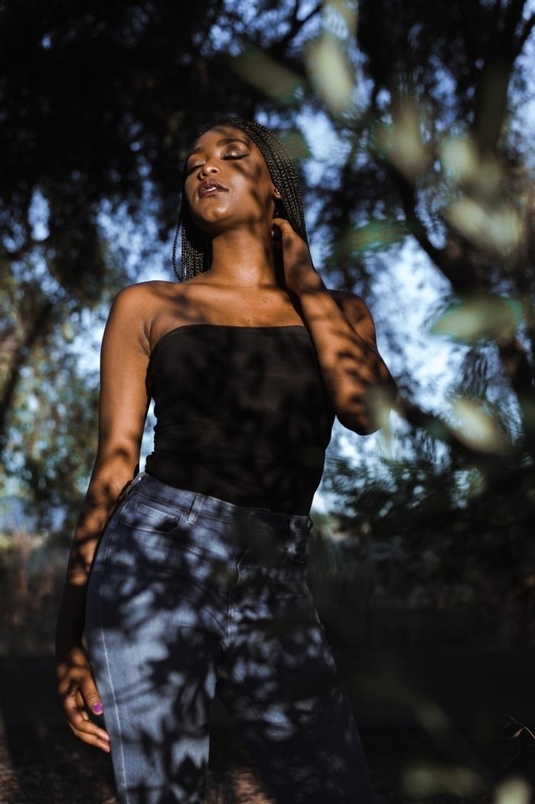Model: Ariel Davis - shadows, photography - spectated | ello
