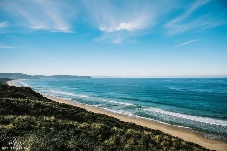 Beautiful Bruny Island, Neck, T - robdcaptures | ello