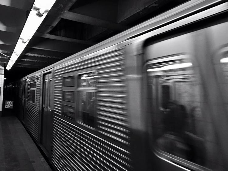 train Brooklyn Manhattan (Kings - justadecomposingorganism   ello