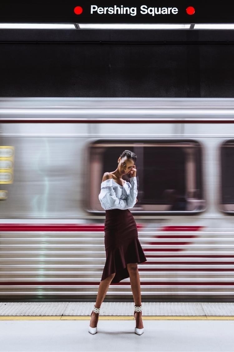Chasing trains - dannydemarcos | ello