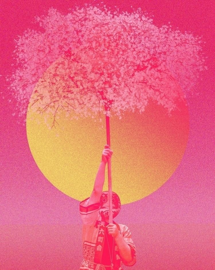 RED SERIES Sakura.櫻 - sakura, redseries - hermanchw | ello