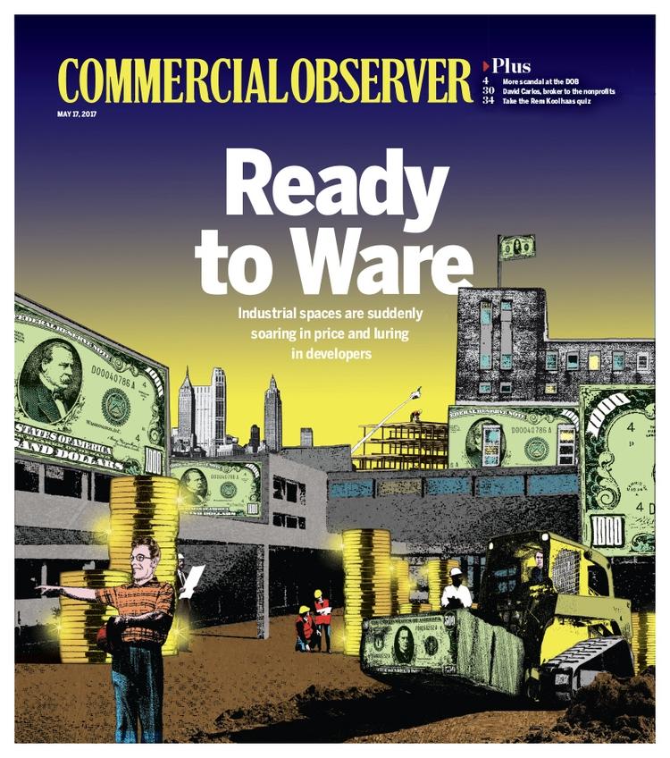 Ready ware Commercial Observer  - pariseau | ello