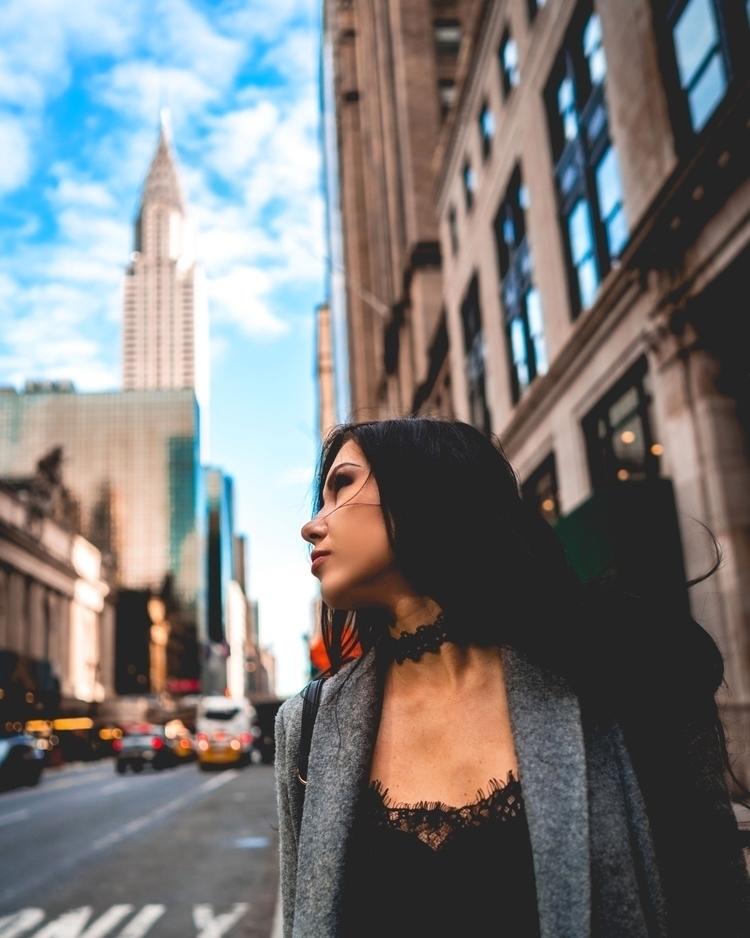 Long City Walks - newyork, architecture - afterhourz | ello