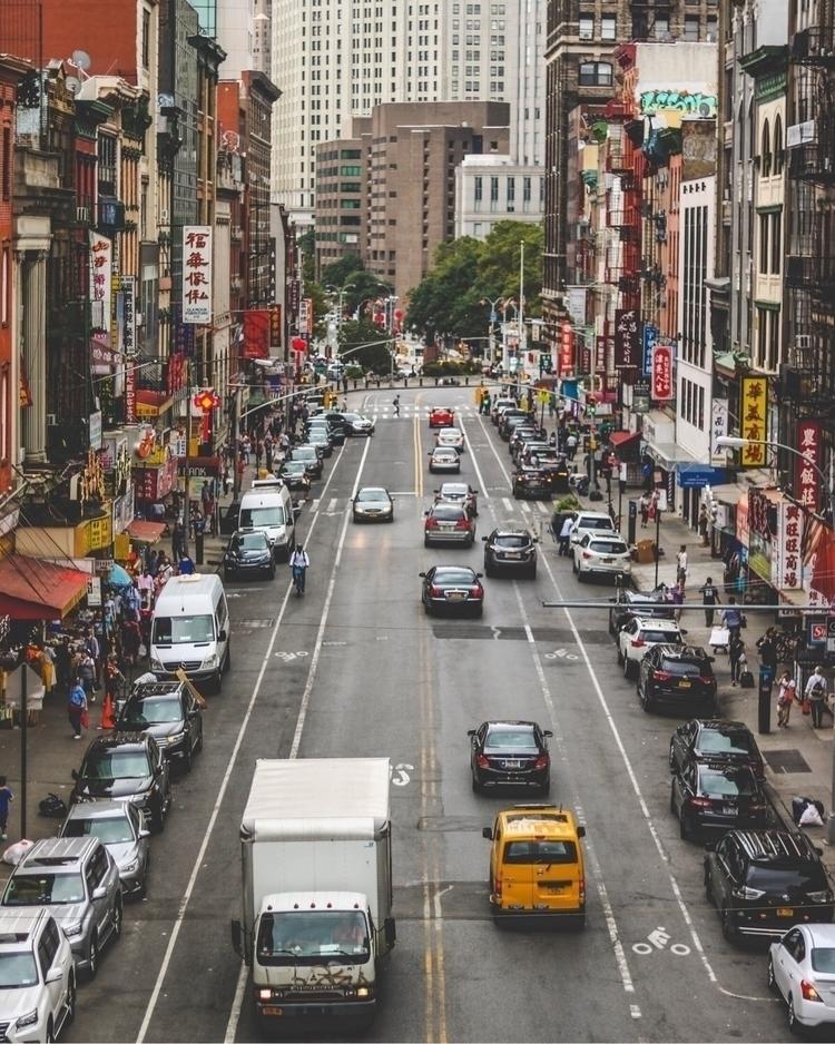 nyc, photography, moody, street - suhbaib | ello