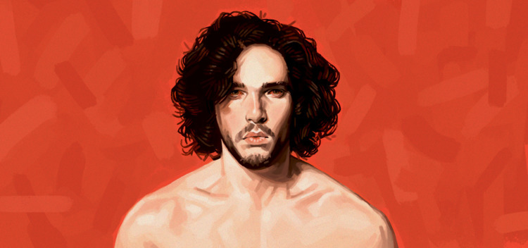Kit Harrington - rardalmario | ello