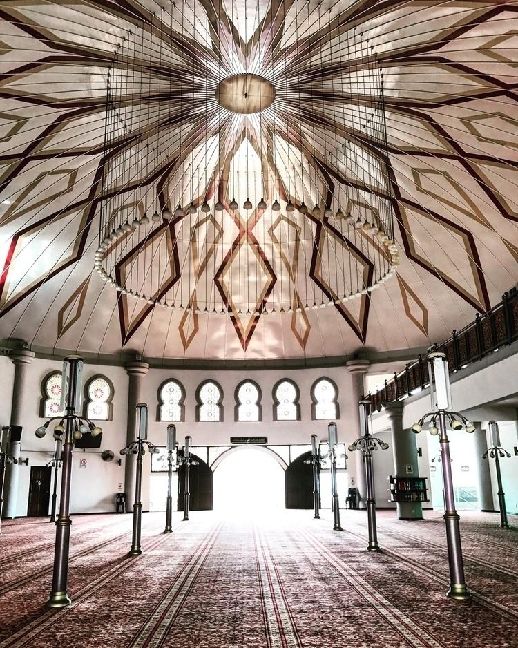 Floating Mosque - penang, malaysia - melaniedonnahee | ello