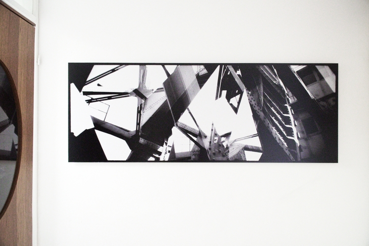 STRUCTURES photo printed alumin - studioayqido | ello