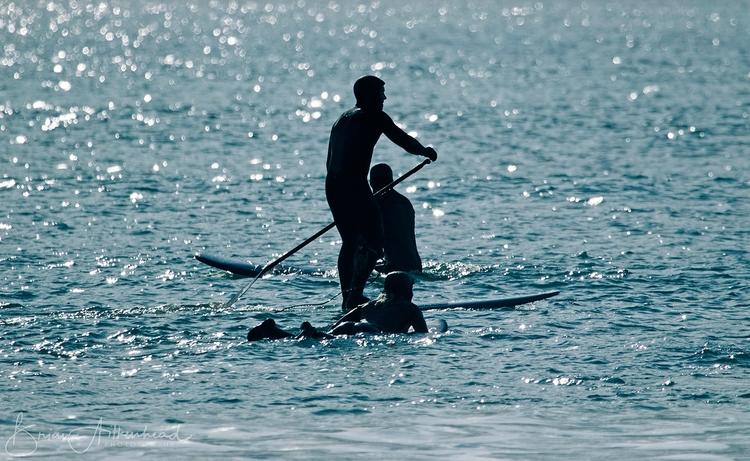 surf, surfing, cornwall, praasands - applebear1976 | ello