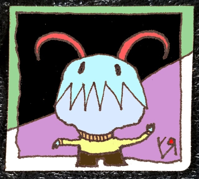 Lil' Demon Richard Yates (Febru - richardfyates | ello