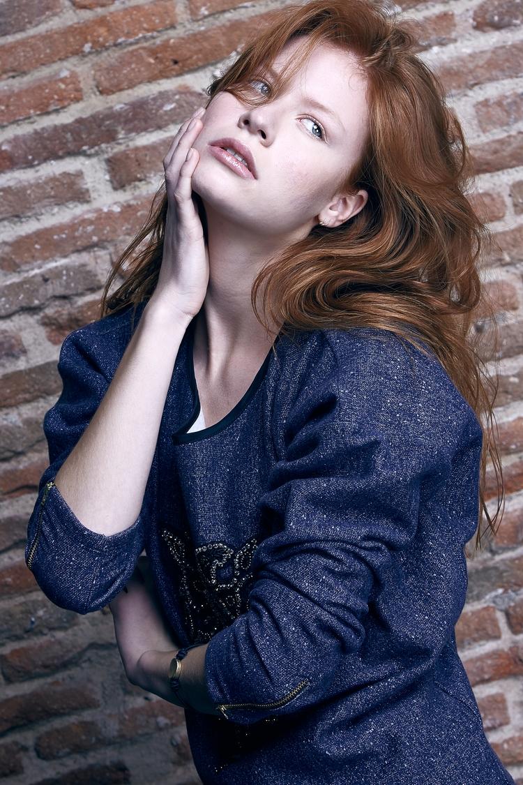 Ginger - portrait, portraitmood - joseotero | ello