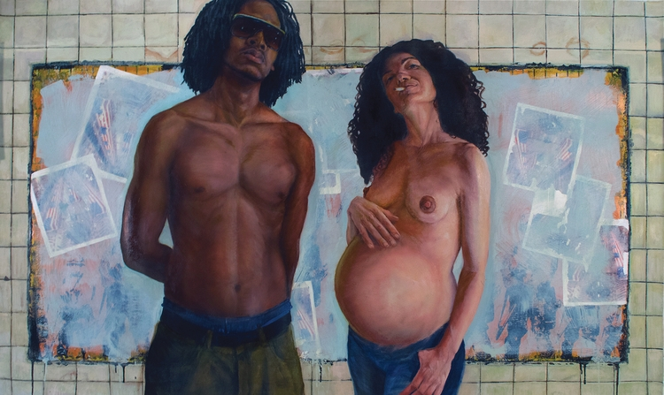 Modern Lovers, 2007, Mixed Medi - _joshuadean | ello