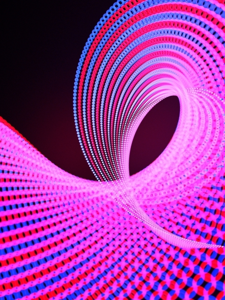 Experiments light Submitted Des - gerrytomkins | ello