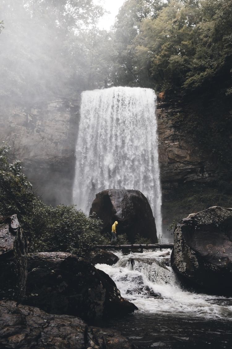 Summer waterfalls - wandernwill | ello