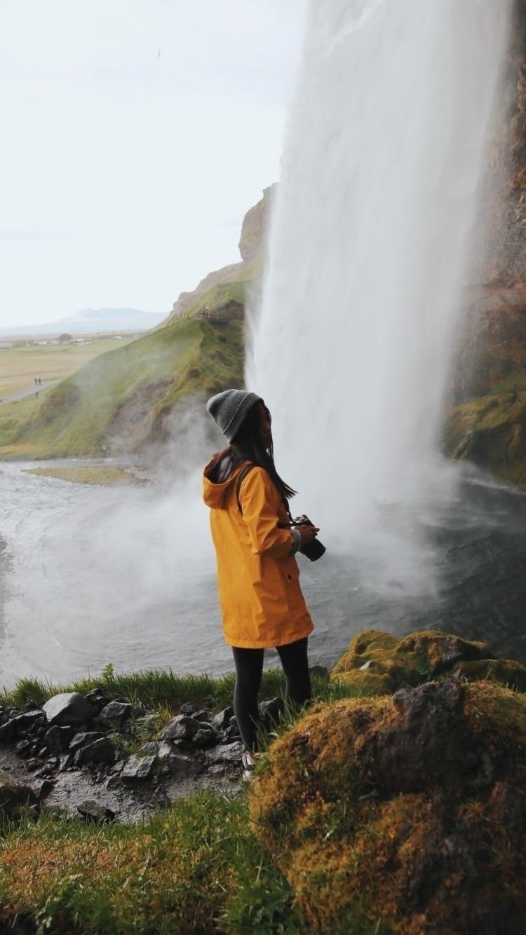 Seljanderfoss Iceland. spelling - otherworldly | ello