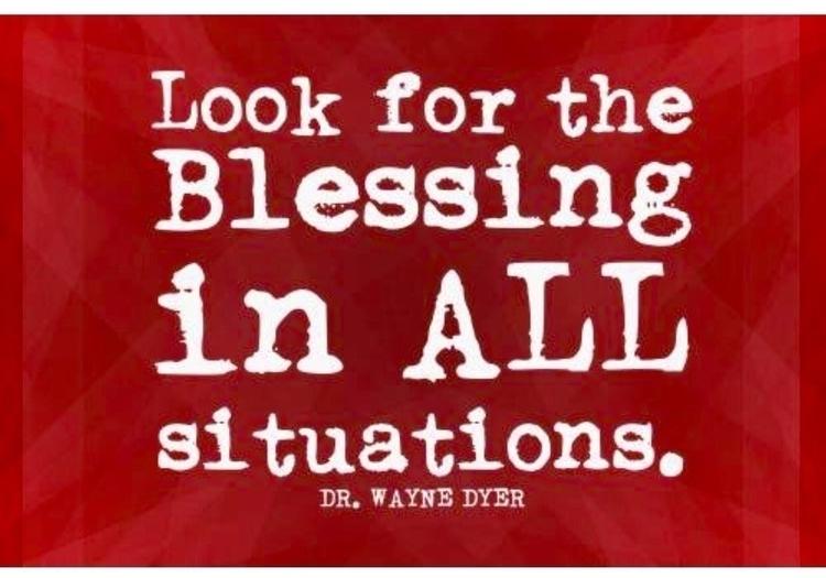 blessing situations - thankful, grateful - paulgoade | ello