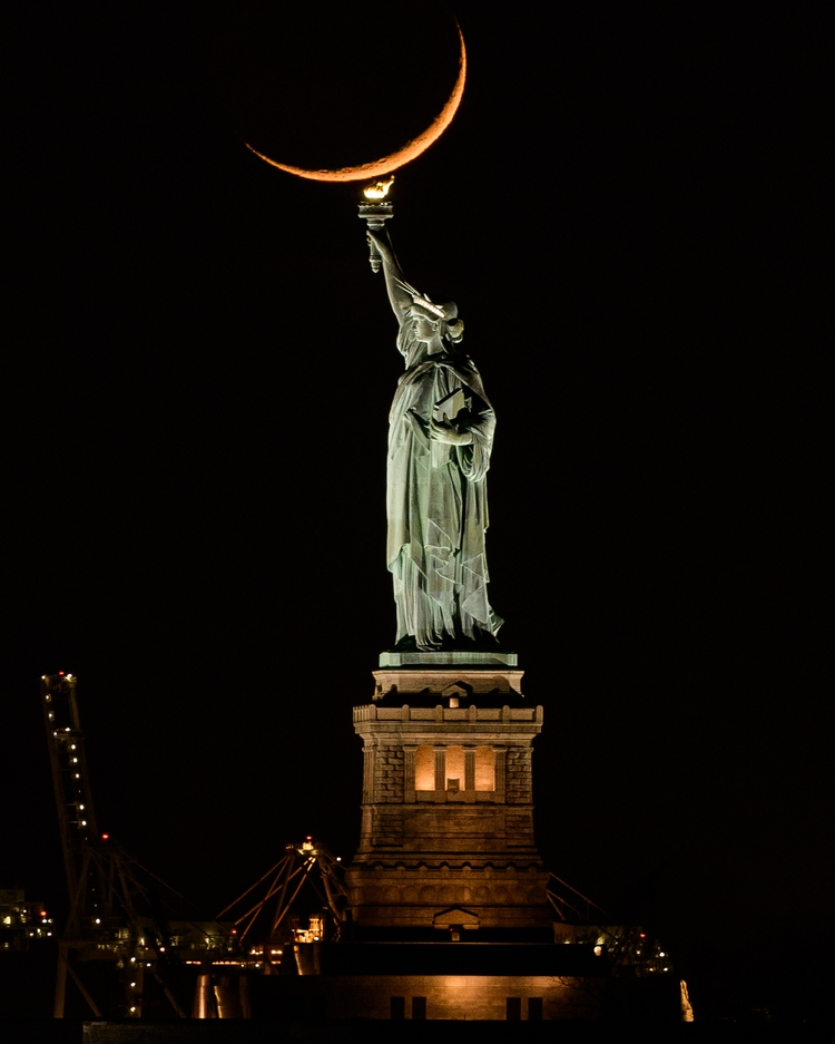 nyc, statueofliberty, ilovenyc - killianmoore | ello