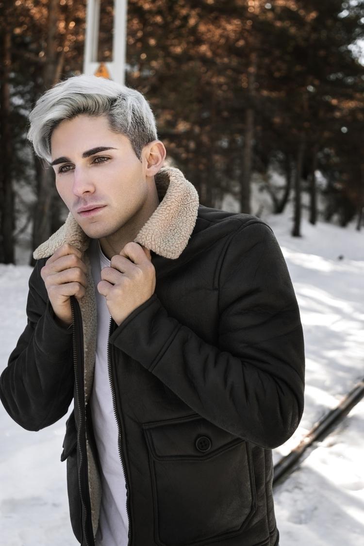 COLD SOUL :snowflake:. •Model - white - kiif_photo | ello