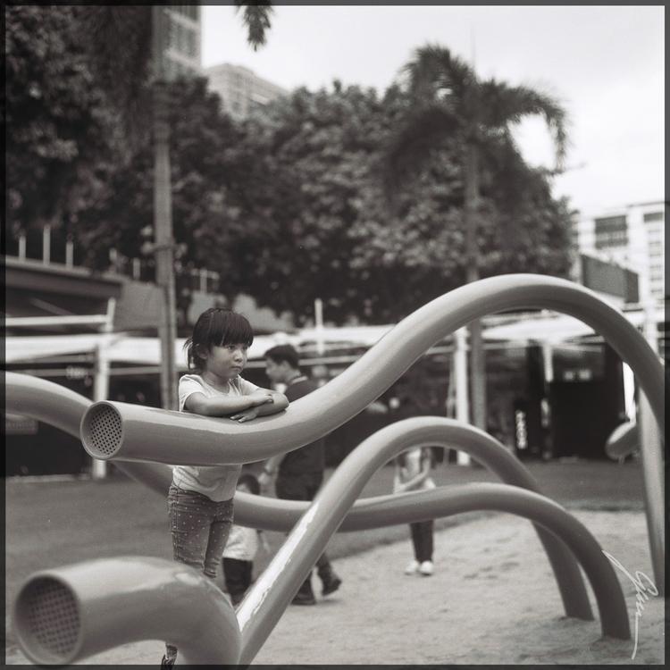 playmates late Rolleiflex 2.8c  - mikofoto | ello