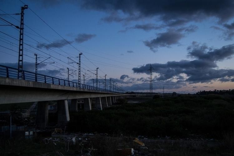 Railway - nikond3100, Jerez, natura - notwan | ello