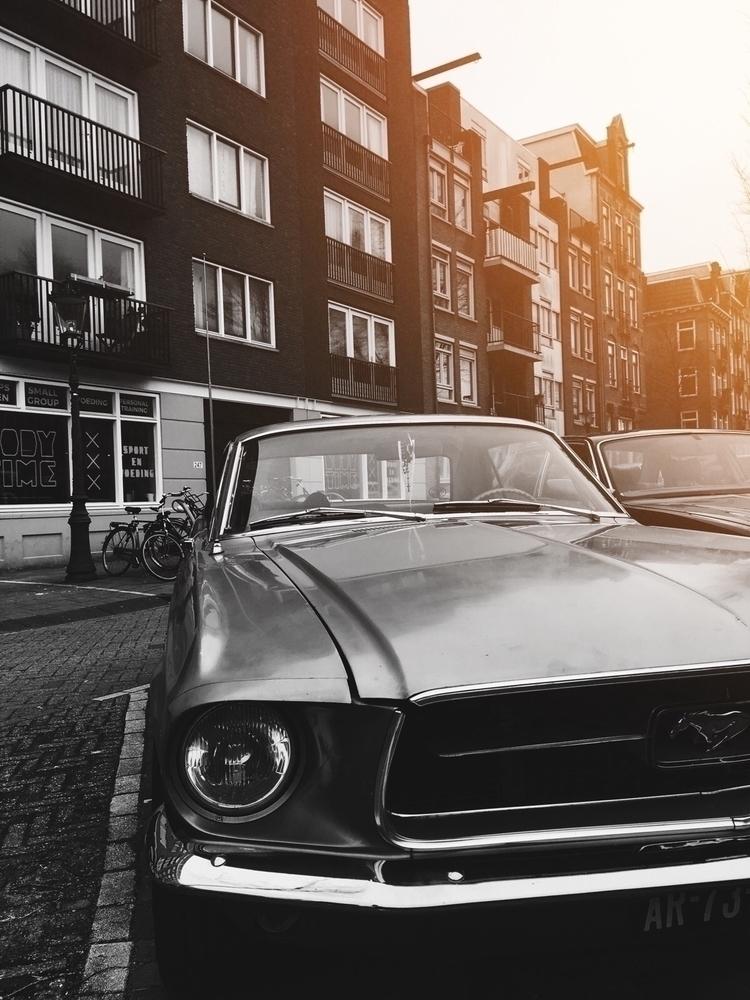 Mustang goals, car madness - amsterdam - rogerar | ello