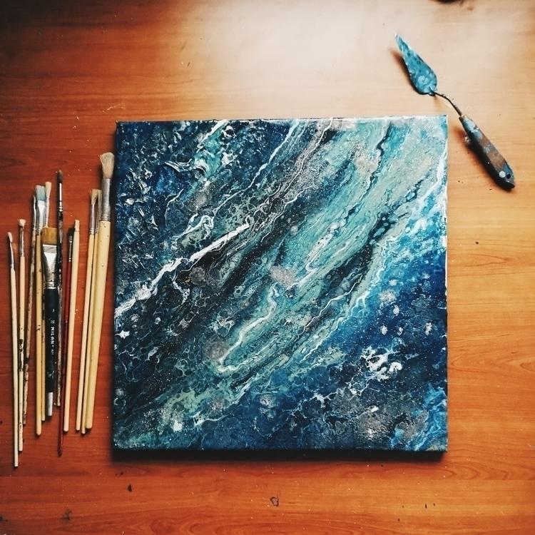 La eternidad es el mar mezclado - bigmartus | ello