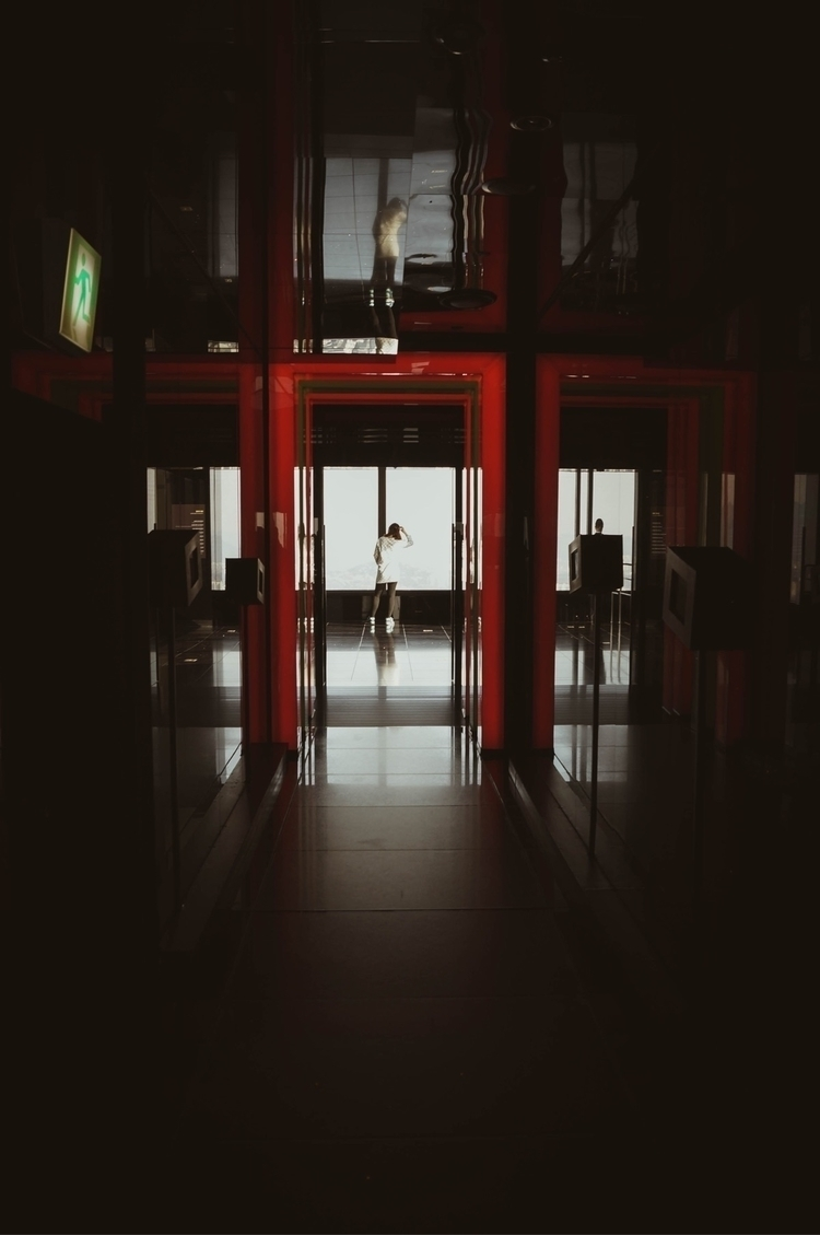 Red Room. Missed Spot Korea. jo - jonathanhunter_ | ello