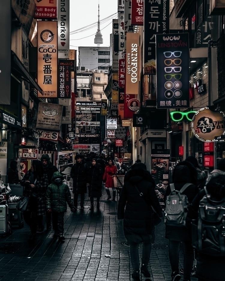 Heart Seoul :round_pushpin:Myeo - marcaroberts | ello