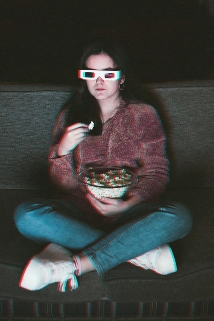 Palomitas cosas raras :clapper - irenephotos | ello